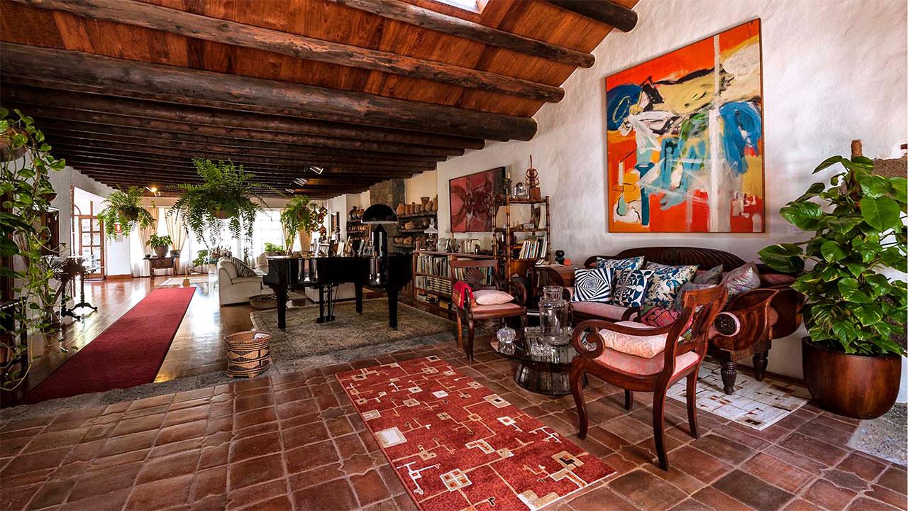 Uniguides professional guides lanzarote visit the - Casa de cesar manrique en lanzarote ...